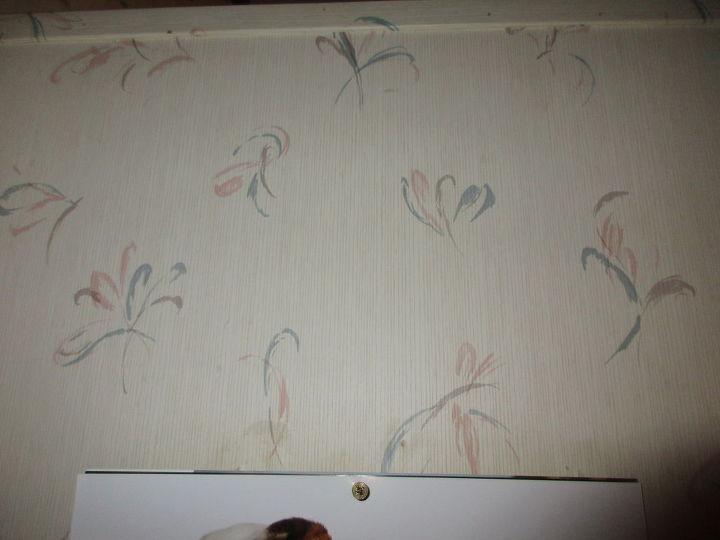 Can I Paint Over Vinyl Wall Paper Hometalk