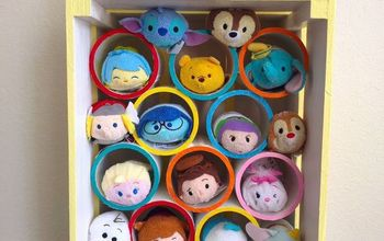 Toy Storage Crate
