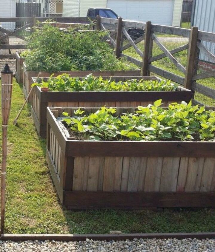 s 17 amazing garden features we ve been saving for summer, gardening, outdoor living, ponds water features, This raised garden that means business