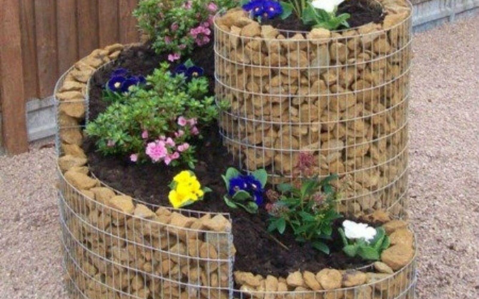 s 17 amazing garden features we ve been saving for summer, gardening, outdoor living, ponds water features, This compact spiral garden