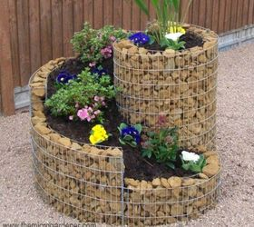 Great This Compact Spiral Garden