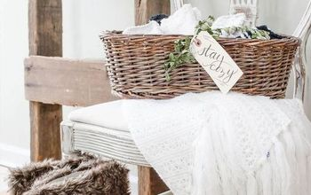 Keep a Basket of Socks for Your Guests to Wear When They Visit
