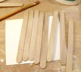 fairy garden doors easy craft stick diy crafts gardening & Fairy Garden Doors: Easy Craft Stick DIY   Hometalk