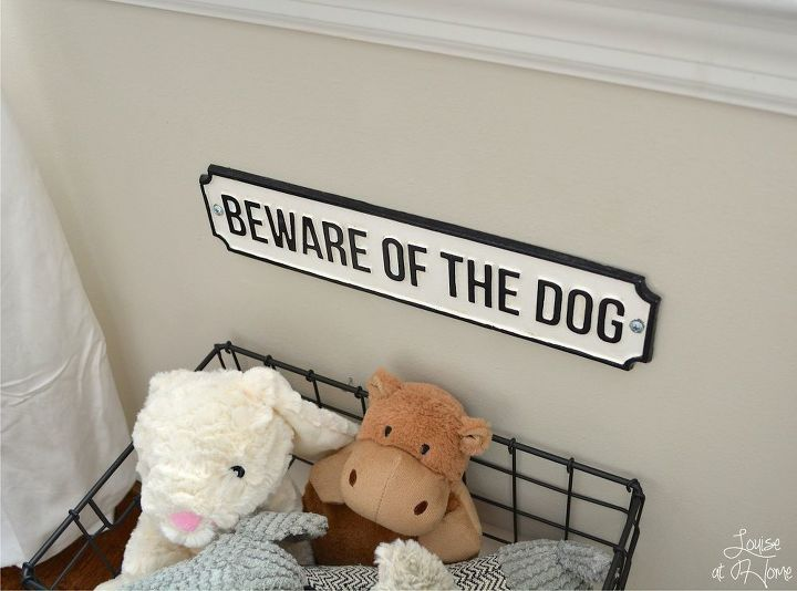 hanging dog toy storage, storage ideas