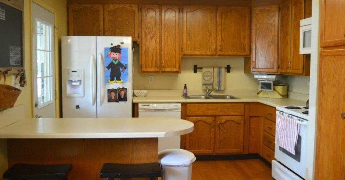Do It Yourself Kitchen Makeover