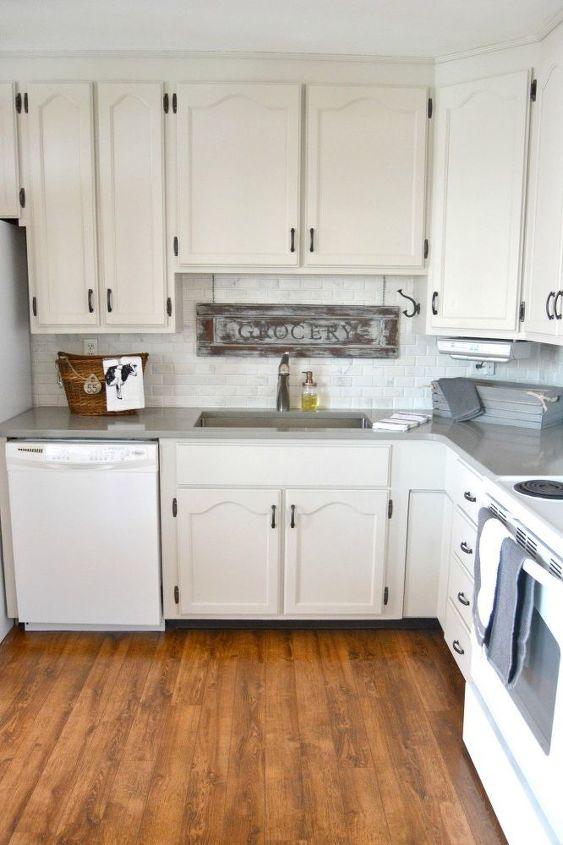 Do it yourself kitchen makeover hometalk do it yourself kitchen makeover countertops diy home decor home improvement solutioingenieria Gallery