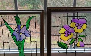bring a little spring in, crafts, how to, wall decor