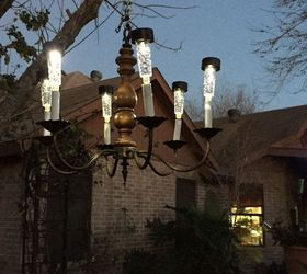 Repurpose Light Fixture, Lighting, Repurposing Upcycling
