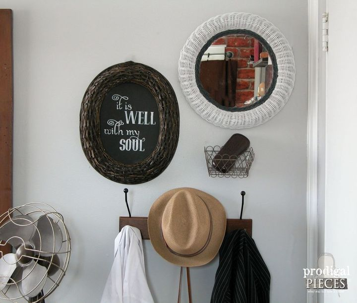 Create Your Own Decor With Thrifted Wall Art Hometalk