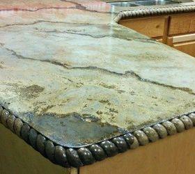 Super Easy Concrete Overlay Vanity Makeover, Bathroom Ideas, Concrete  Masonry, Concrete Countertops,