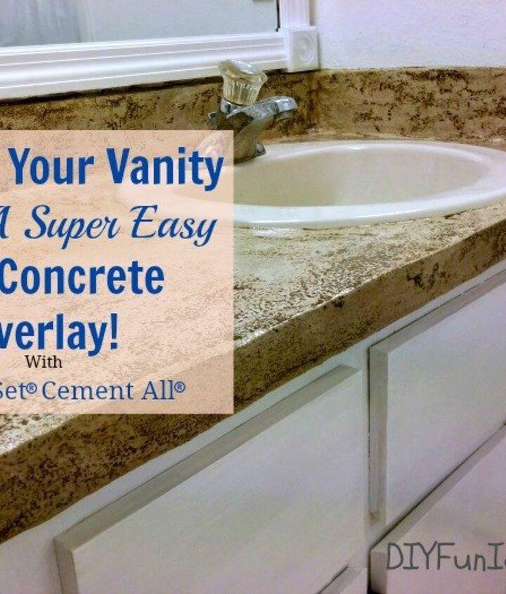 amazing diy concrete countertops, concrete masonry, concrete countertops, countertops, diy, how to, kitchen design, kitchen island