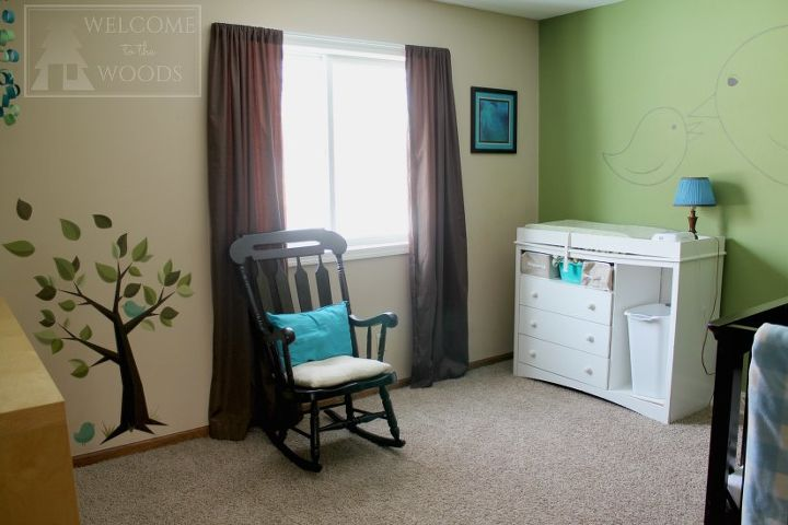 baby boy bird theme nursery, bedroom ideas