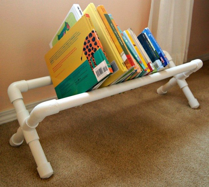 15 ridiculously cool uses for leftover pvc pipe hometalk for Pipe craft