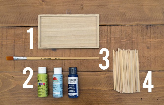 coffee stirrer diy wall art, crafts, how to, repurposing upcycling