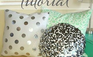 shirt pillow tutorial, crafts, repurposing upcycling