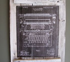 Pallets And Patents Diy Wall Art, Crafts, Diy, Pallet, Wall Decor
