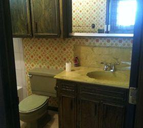 Fixerupperstyle Diy Bathroom Vanity, Bathroom Ideas, Countertops, Diy,  Painted Furniture, Tiling