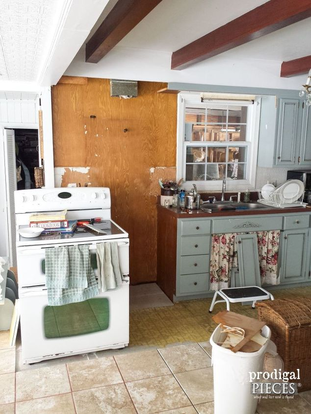 Turn Your Old Kitchen Cabinets Into Repurposed Decor | Hometalk