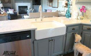 8 things you need to know before putting a farmsink in your kitchen, kitchen design, plumbing, rustic furniture