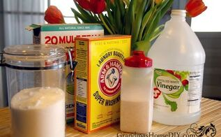 homemade dishwasher detergent how we beat our hard water naturally, cleaning tips