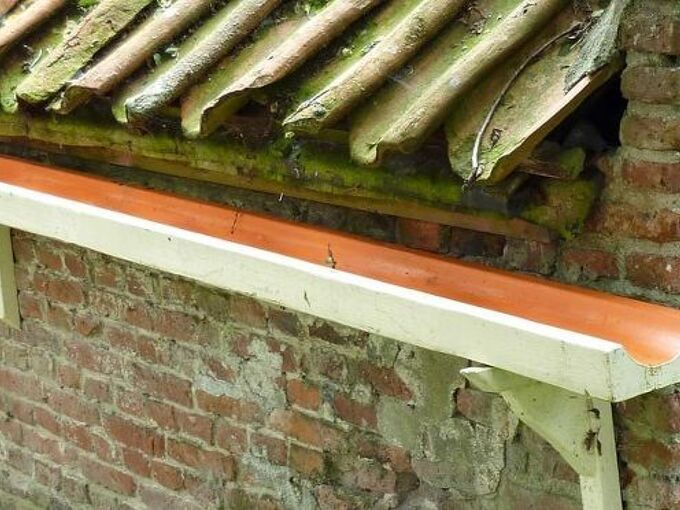 spring clean your gutters to keep your home healthy, cleaning tips, home maintenance repairs, roofing