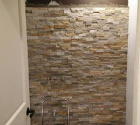 Half Bath Renovation, Bathroom Ideas, Diy, Home Improvement