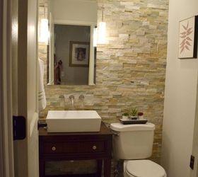 Half Bath Renovation, Bathroom Ideas, Diy, Home Improvement Christina
