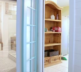 Reclaimed French Doors On Rolling Door Hardware Fixerupperstyle, Bedroom  Ideas, Diy, Doors,
