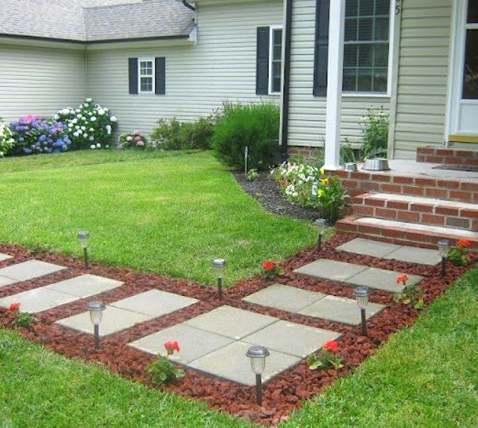9 Bud Ways to Make Your Walkway Look Even Better Than