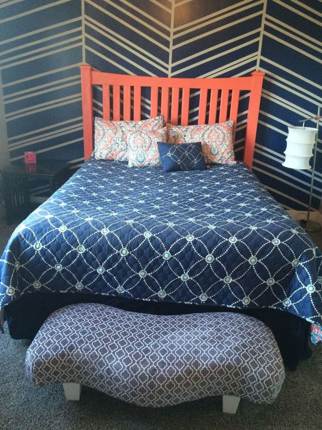 Fun and Trendy Girl\'s Bedroom | Hometalk