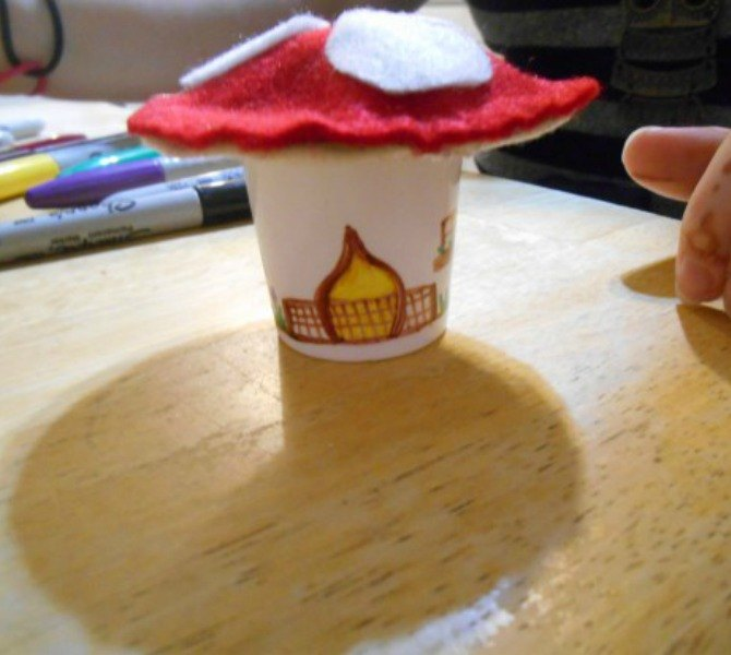 s 10 clever reasons to save your k cups before they re banned for good, crafts, repurposing upcycling, seasonal holiday decor, To craft a sweet simple fairy house