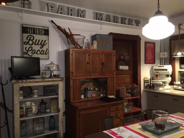 Kitchen Remodel To Farmhouse Industrial Hometalk