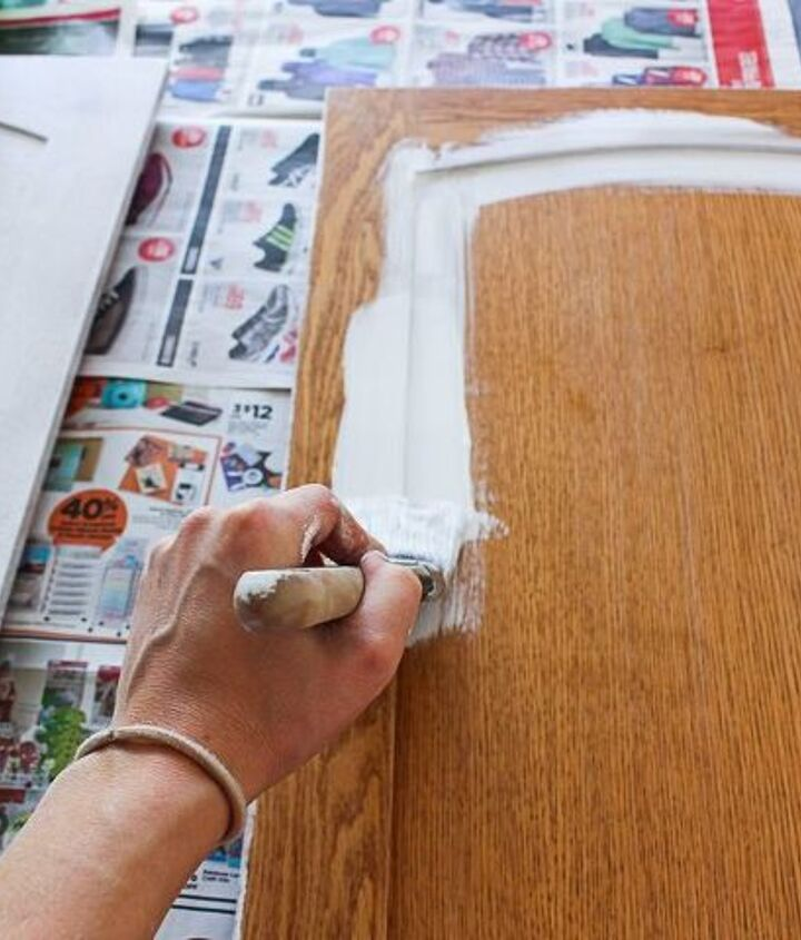 how to paint kitchen cabinets, diy, how to, kitchen cabinets, kitchen design, painting