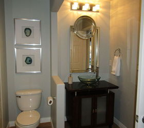 Kids Guest Bathroom Update From Builder Basic To Wow On A Budget, Bathroom  Ideas,