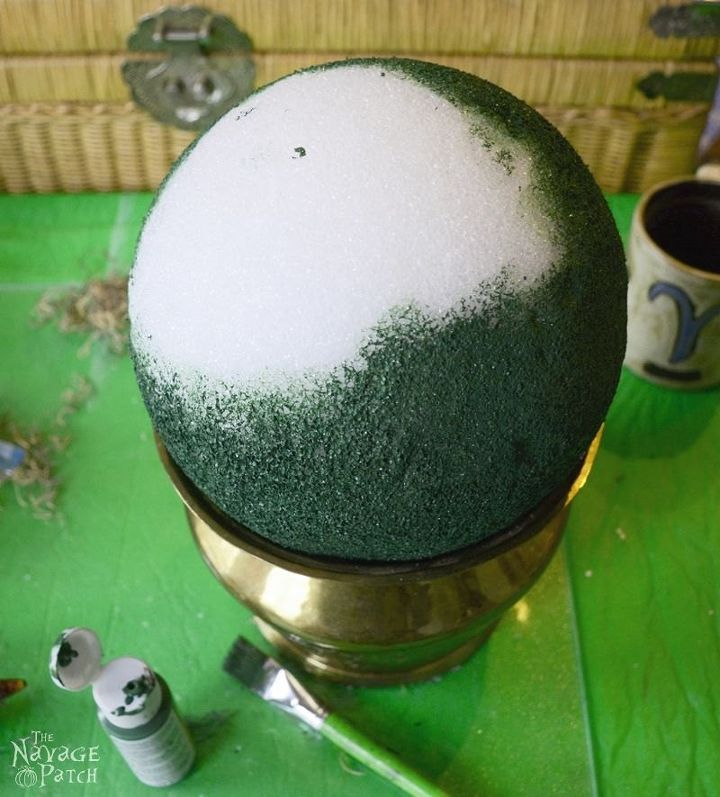 moss balls and topiaries size does matter, crafts, gardening