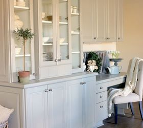 Awesome China Cabinet Makeove, Kitchen Cabinets, Kitchen Design, Painted Furniture
