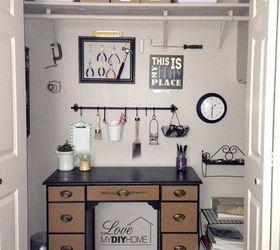 Craft Room Closet Makeover Love My Diy Home, Closet, Craft Rooms, Diy, ...