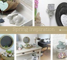 Super Easy Spring Easter Decor Ideas, Easter Decorations, Flowers, Home  Decor, Seasonal