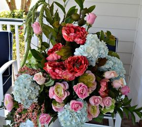 Why Add Artificial Flowers To A Fresh Flower Arrangement, Crafts, Flowers,  Gardening