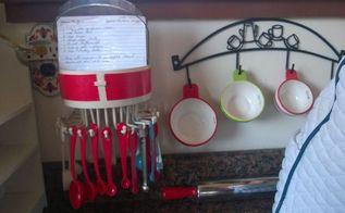 measuring spoon idea, crafts, kitchen design, organizing, storage ideas