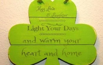 An Irish Blessing Wall Decor