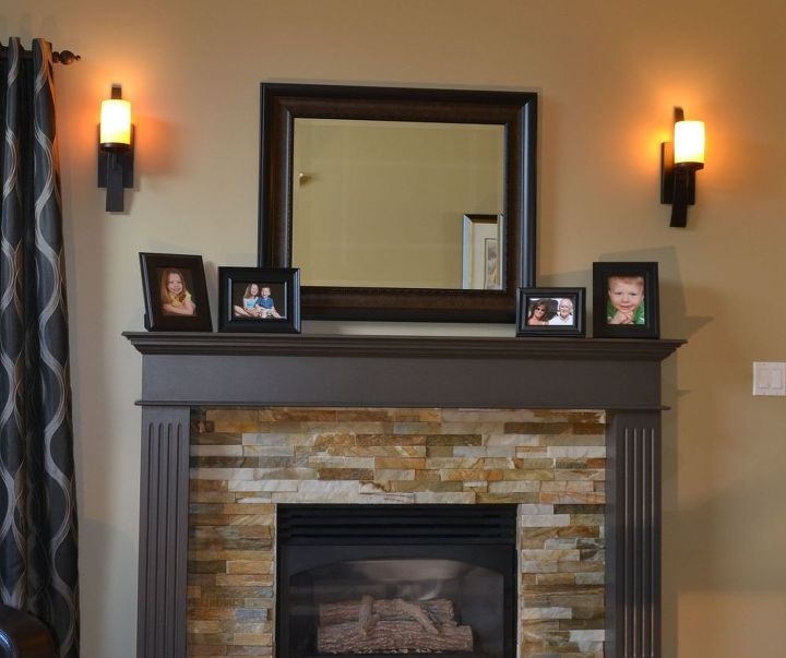 5 Easy Ideas To Update Your Fireplace (brick, Stone And