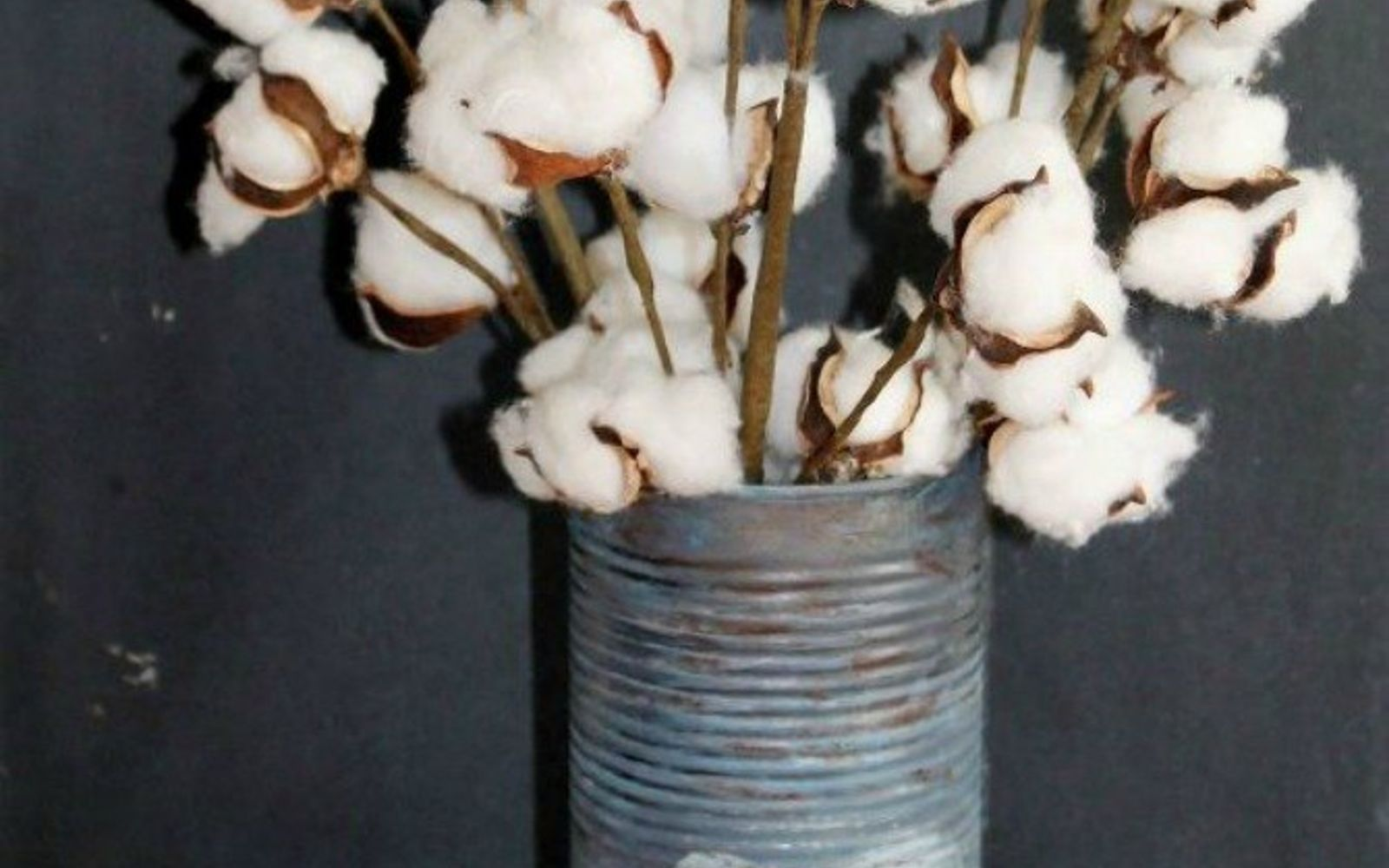 s 20 ways to get a fixer upper makeover without being on the show, home decor, painted furniture, rustic furniture, Stack cans into a rustic vase for free