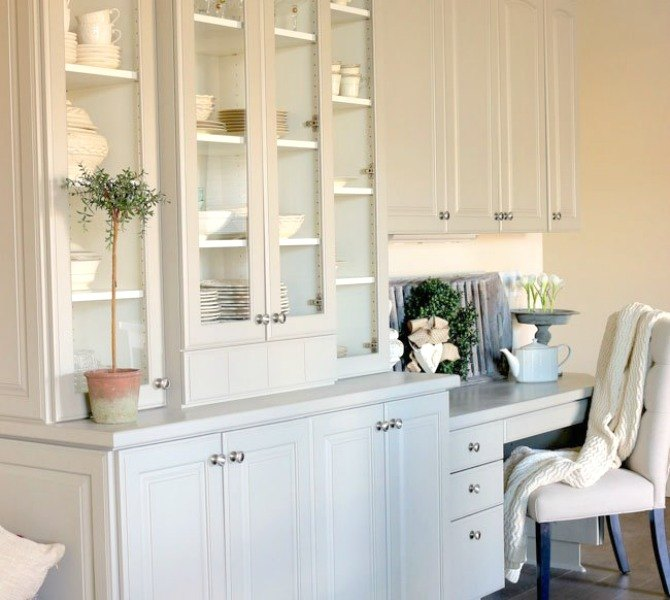 Work In Coziness 20 Farmhouse Home Office Décor Ideas: 20 Ways To Get A Fixer Upper Makeover (Without Being On