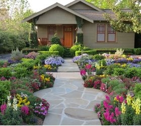 ... Like Using Plantings To Edge Your Beds, Rather Than Hardscaping. Google  And Pinterest Are Definitely Your Friends. :) Good Luck. Your House Is  Adorable.
