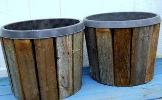 more pallet board nursery pot planters, container gardening, diy, gardening, pallet