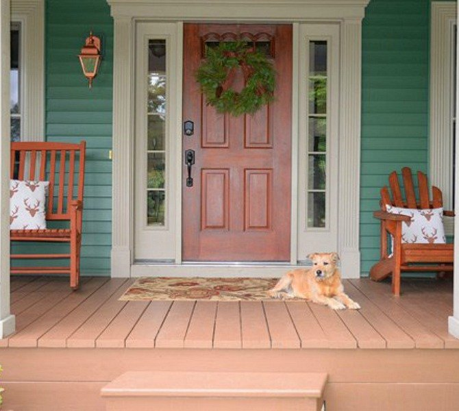 porch painting ideas 10 gorgeous front porch floors that will slow traffic on your