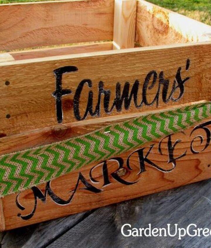 diy cedar garden box, storage ideas, woodworking projects