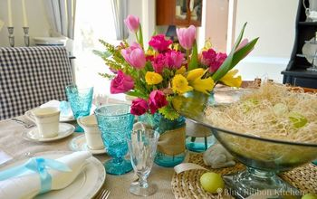 10 Favorite Easter Table Tips