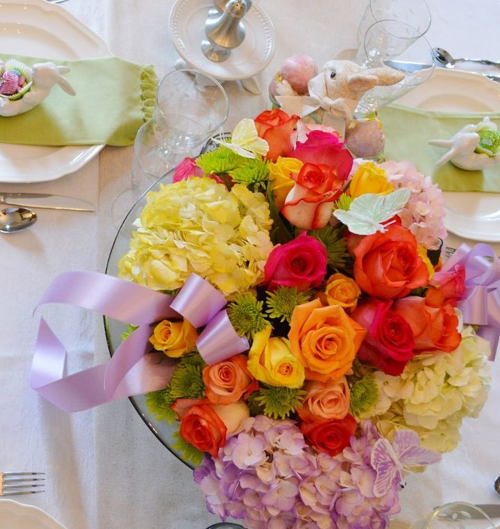 10 favorite easter table tips, easter decorations, home decor, seasonal holiday decor